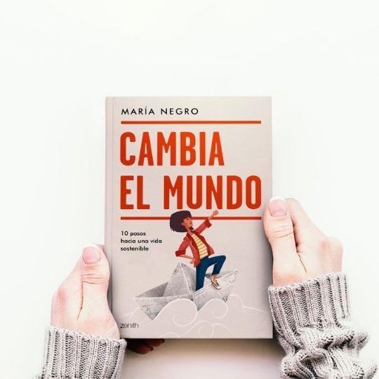Libro cambia el mundo