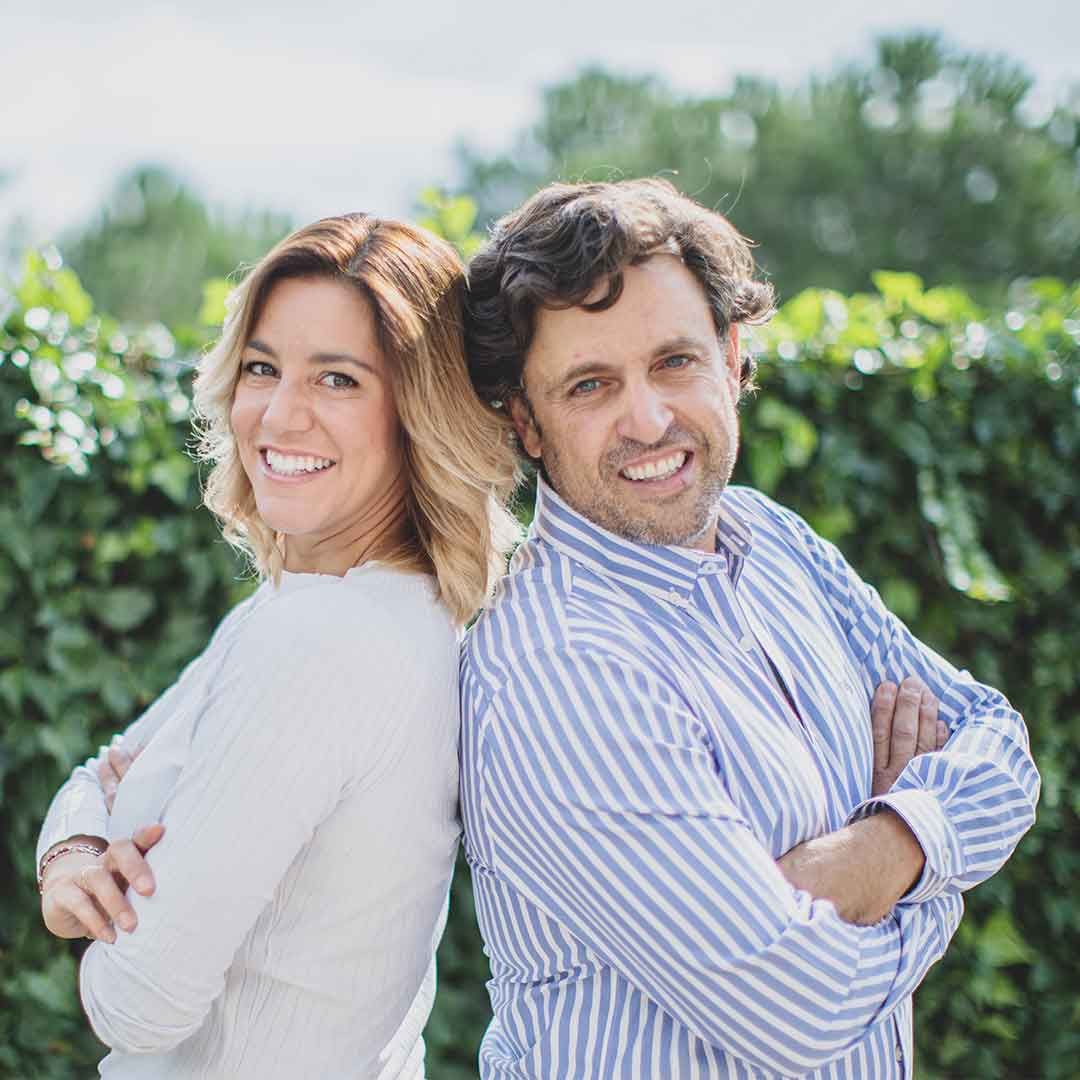 Isa y marido
